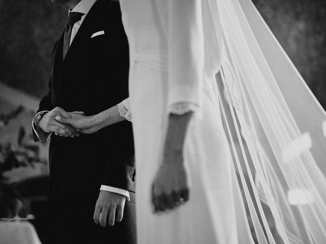 La boda de Quique y Beatriz en Castillo De Viñuelas, Madrid 26