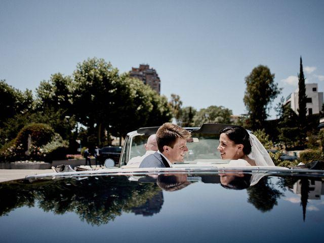 La boda de Quique y Beatriz en Castillo De Viñuelas, Madrid 29