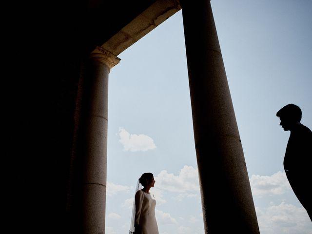 La boda de Quique y Beatriz en Castillo De Viñuelas, Madrid 31