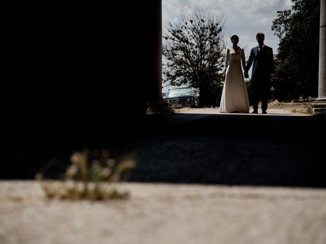 La boda de Quique y Beatriz en Castillo De Viñuelas, Madrid 34