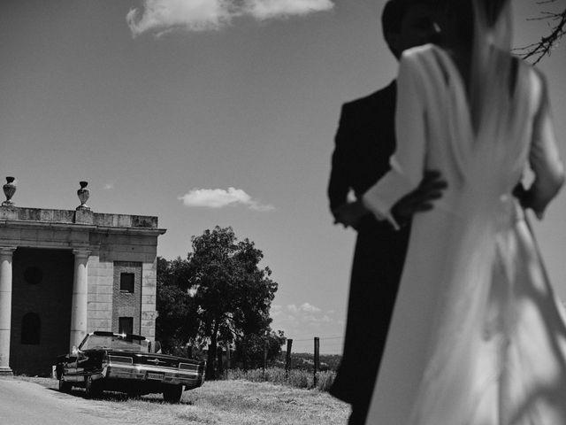 La boda de Quique y Beatriz en Castillo De Viñuelas, Madrid 37