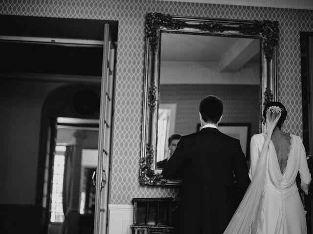 La boda de Quique y Beatriz en Castillo De Viñuelas, Madrid 41