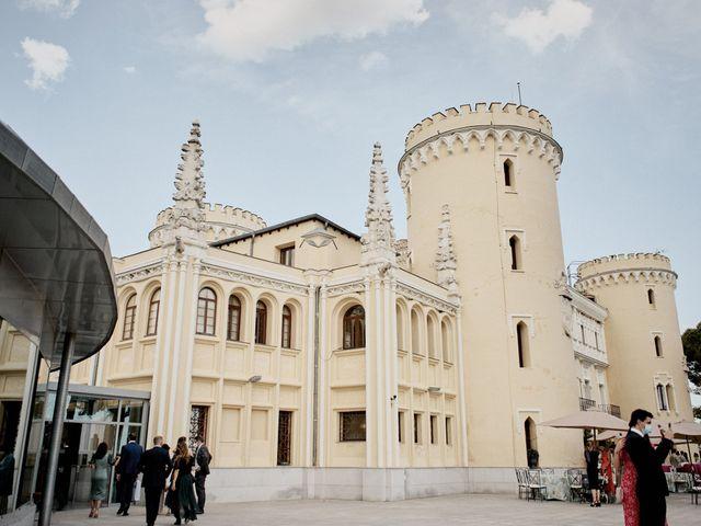 La boda de Quique y Beatriz en Castillo De Viñuelas, Madrid 46
