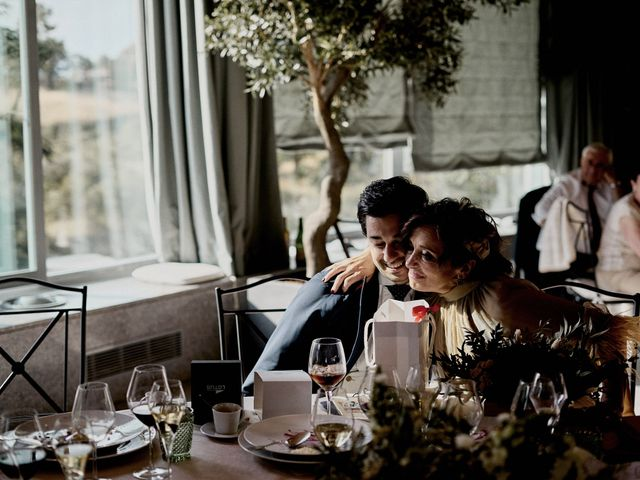 La boda de Quique y Beatriz en Castillo De Viñuelas, Madrid 55