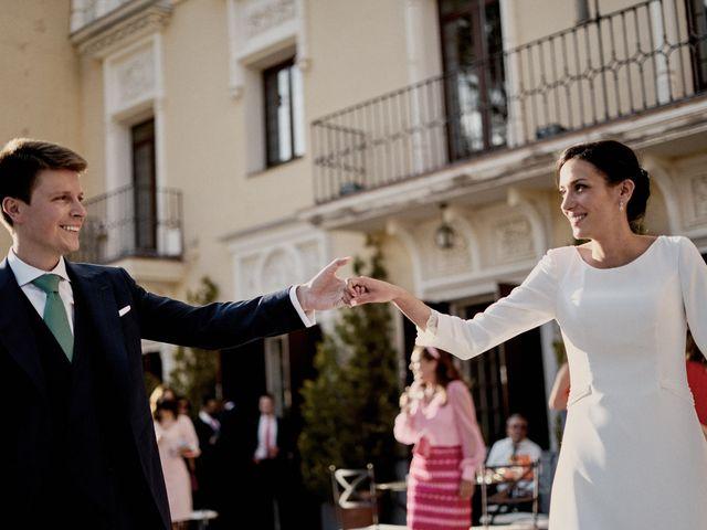 La boda de Quique y Beatriz en Castillo De Viñuelas, Madrid 56