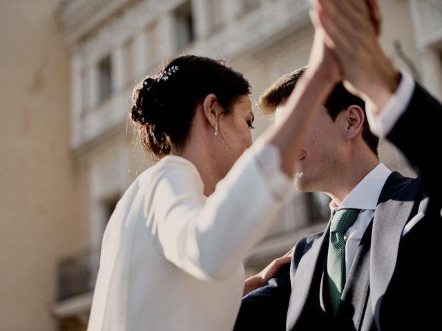 La boda de Quique y Beatriz en Castillo De Viñuelas, Madrid 57