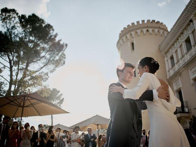 La boda de Quique y Beatriz en Castillo De Viñuelas, Madrid 58