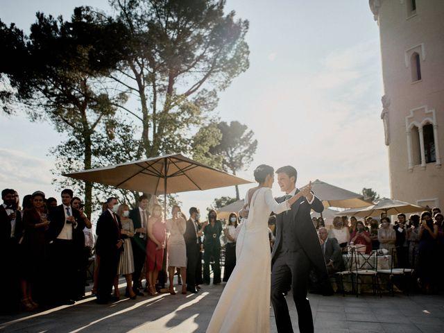 La boda de Quique y Beatriz en Castillo De Viñuelas, Madrid 61