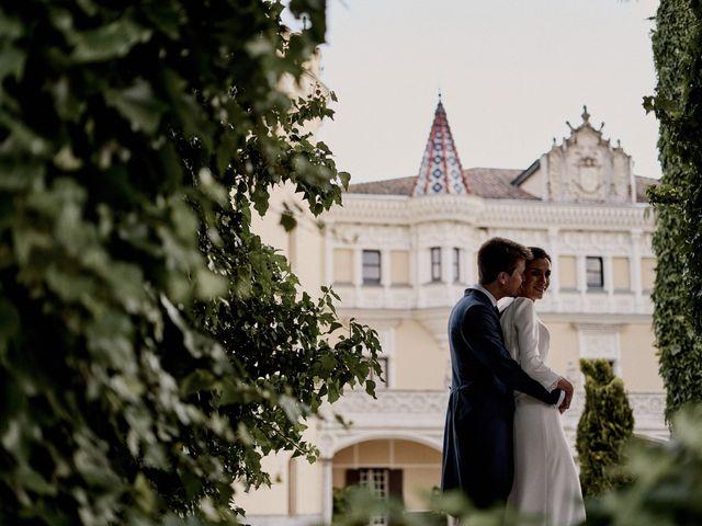 La boda de Quique y Beatriz en Castillo De Viñuelas, Madrid 68