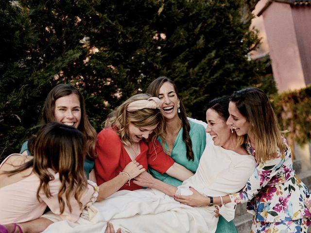 La boda de Quique y Beatriz en Castillo De Viñuelas, Madrid 69