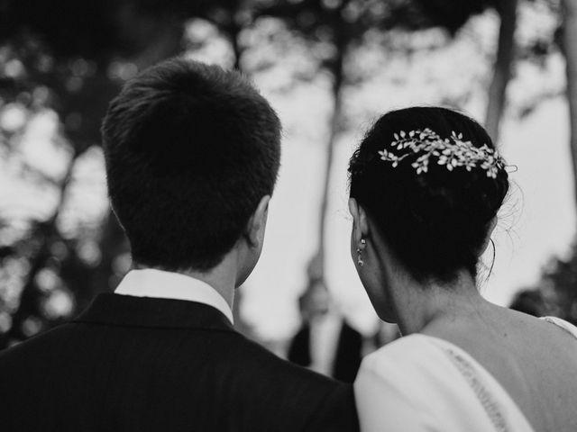 La boda de Quique y Beatriz en Castillo De Viñuelas, Madrid 70