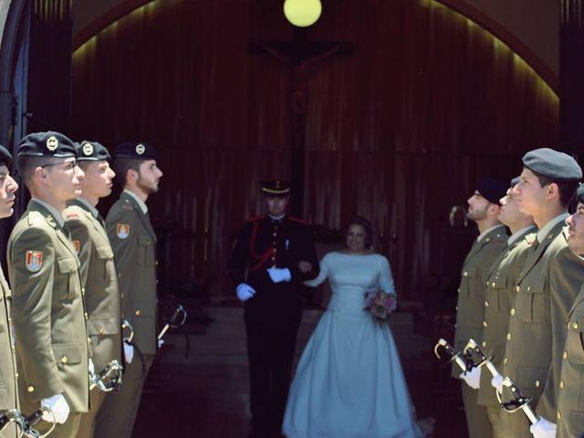 La boda de David  y Jenifer  en Espiel, Córdoba 1
