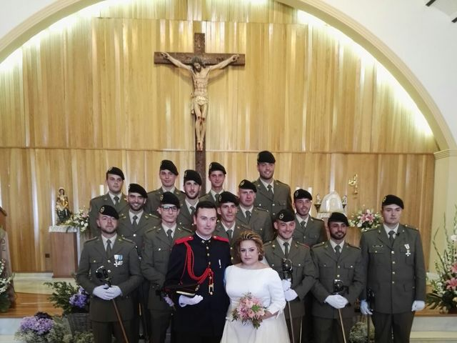 La boda de David  y Jenifer  en Espiel, Córdoba 4