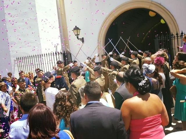 La boda de David  y Jenifer  en Espiel, Córdoba 5