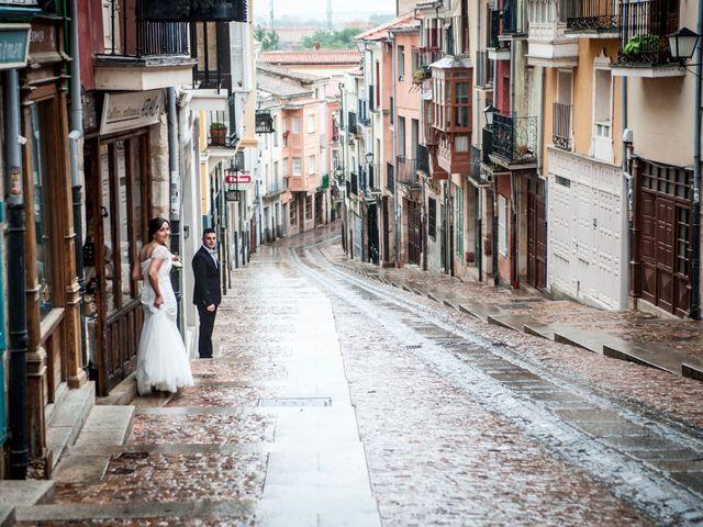 La boda de Jose y Josefina en Zamora, Zamora 11