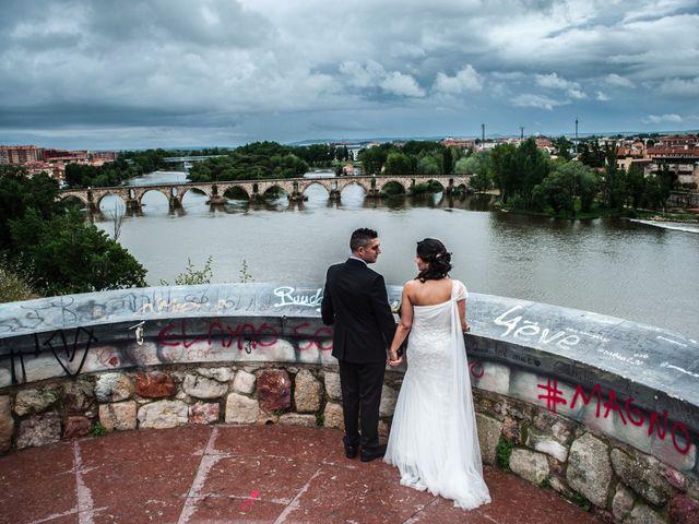 La boda de Jose y Josefina en Zamora, Zamora 14