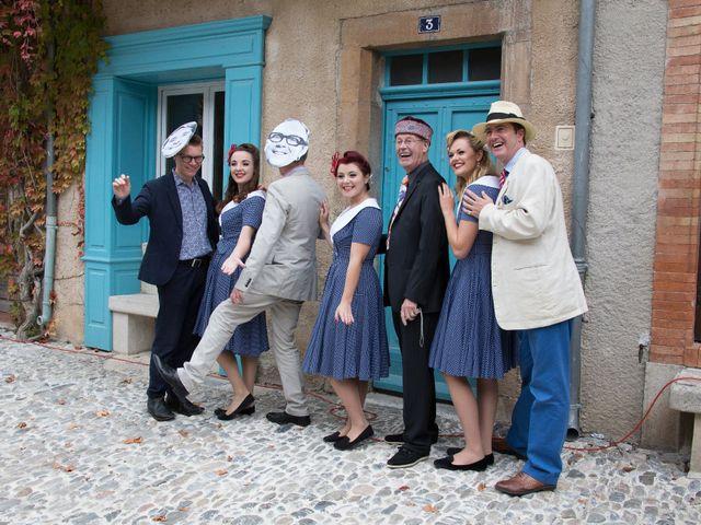 La boda de Carlos y Marc en Pueblo Franciach, Girona 8