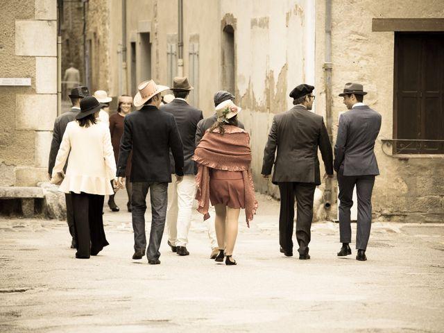 La boda de Carlos y Marc en Pueblo Franciach, Girona 10