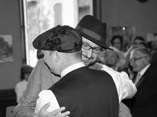 La boda de Carlos y Marc en Pueblo Franciach, Girona 16