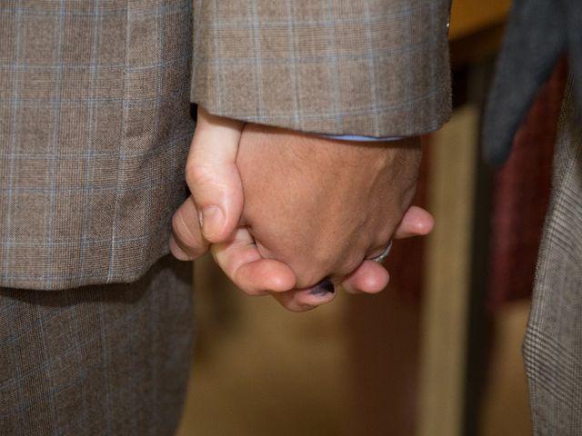 La boda de Carlos y Marc en Pueblo Franciach, Girona 21