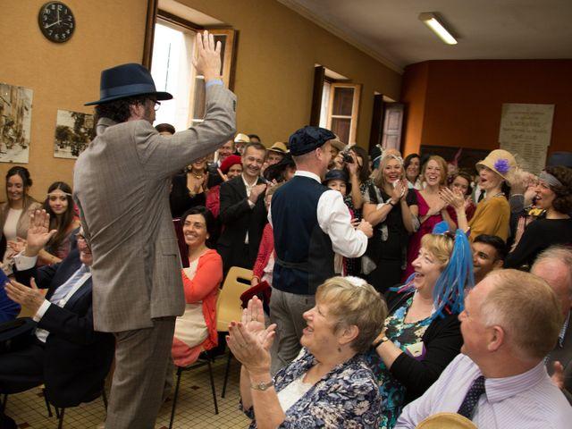 La boda de Carlos y Marc en Pueblo Franciach, Girona 24