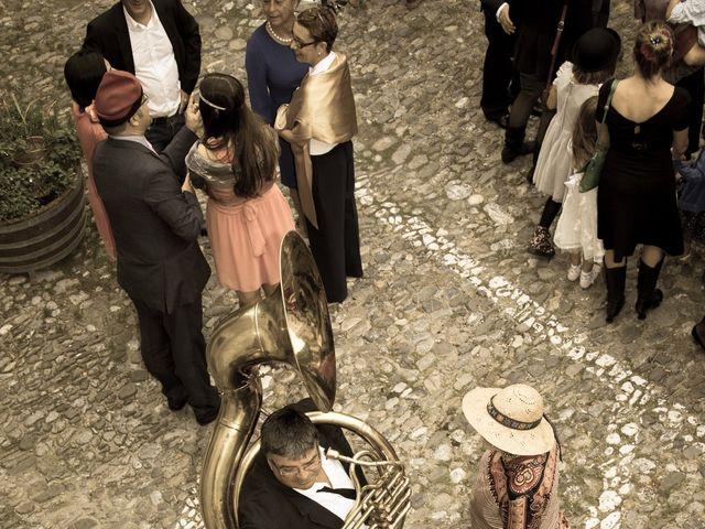 La boda de Carlos y Marc en Pueblo Franciach, Girona 33