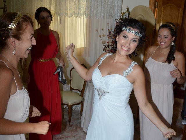 La boda de Juan Ismael y Desireé en El Carrizal, Las Palmas 12