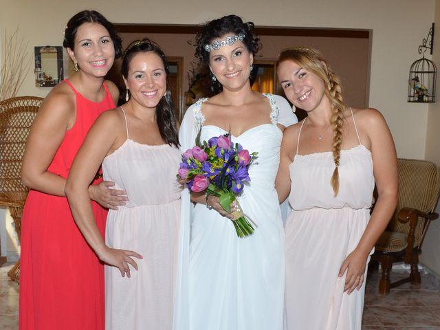 La boda de Juan Ismael y Desireé en El Carrizal, Las Palmas 15