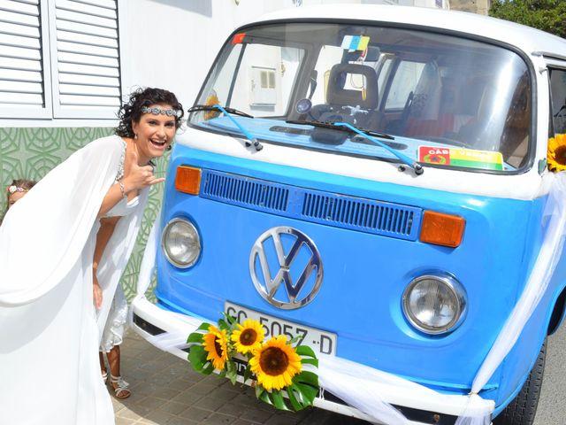 La boda de Juan Ismael y Desireé en El Carrizal, Las Palmas 16