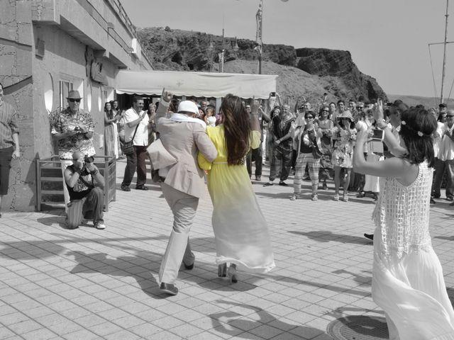 La boda de Juan Ismael y Desireé en El Carrizal, Las Palmas 20