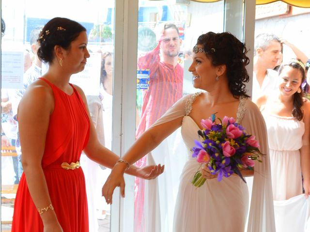 La boda de Juan Ismael y Desireé en El Carrizal, Las Palmas 22