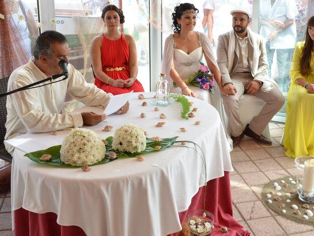 La boda de Juan Ismael y Desireé en El Carrizal, Las Palmas 25