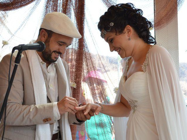 La boda de Juan Ismael y Desireé en El Carrizal, Las Palmas 34