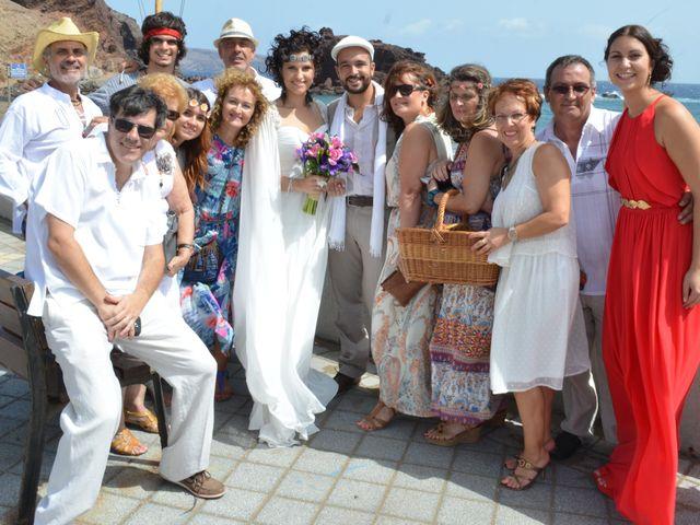 La boda de Juan Ismael y Desireé en El Carrizal, Las Palmas 40
