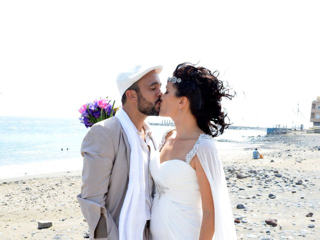 La boda de Juan Ismael y Desireé en El Carrizal, Las Palmas 46
