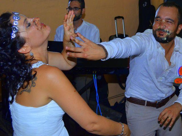 La boda de Juan Ismael y Desireé en El Carrizal, Las Palmas 68