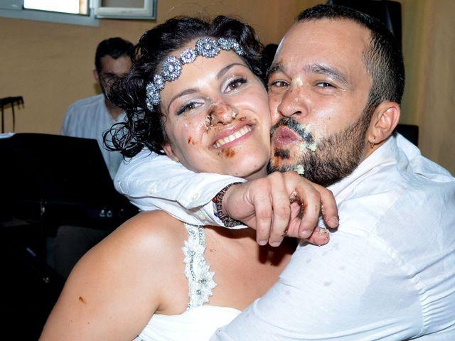 La boda de Juan Ismael y Desireé en El Carrizal, Las Palmas 69