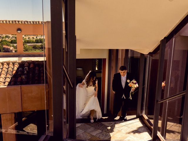La boda de Jorge y Azahara en Toledo, Toledo 29