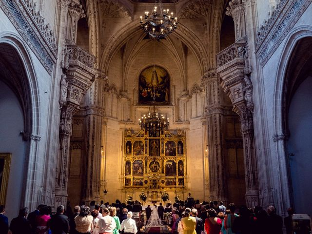 La boda de Jorge y Azahara en Toledo, Toledo 35