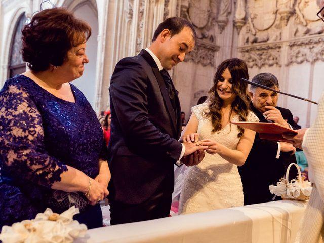 La boda de Jorge y Azahara en Toledo, Toledo 37