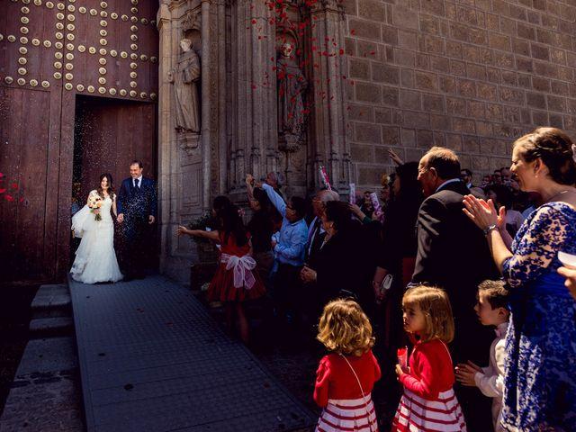 La boda de Jorge y Azahara en Toledo, Toledo 38