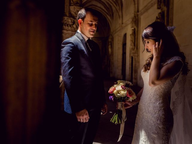 La boda de Jorge y Azahara en Toledo, Toledo 39