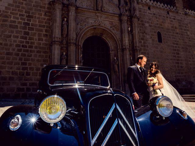 La boda de Jorge y Azahara en Toledo, Toledo 43