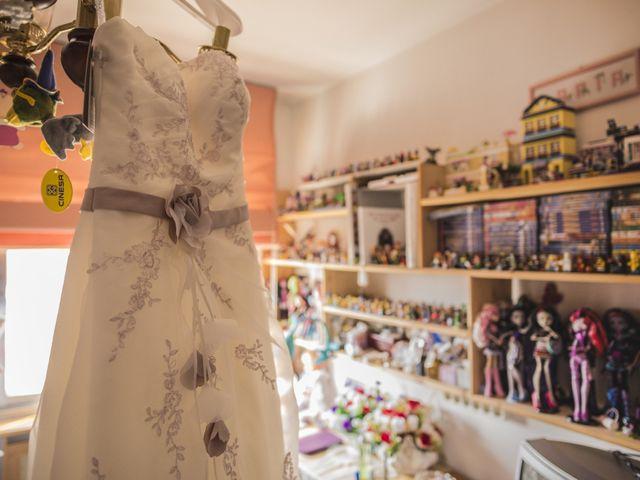La boda de Iñaki y Mari en Galapagar, Madrid 3
