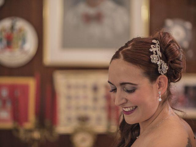 La boda de Iñaki y Mari en Galapagar, Madrid 5
