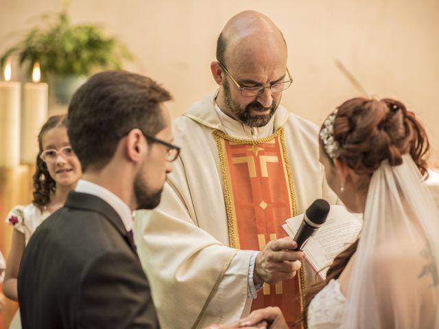 La boda de Iñaki y Mari en Galapagar, Madrid 8