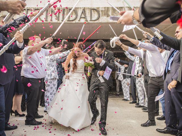 La boda de Iñaki y Mari en Galapagar, Madrid 11