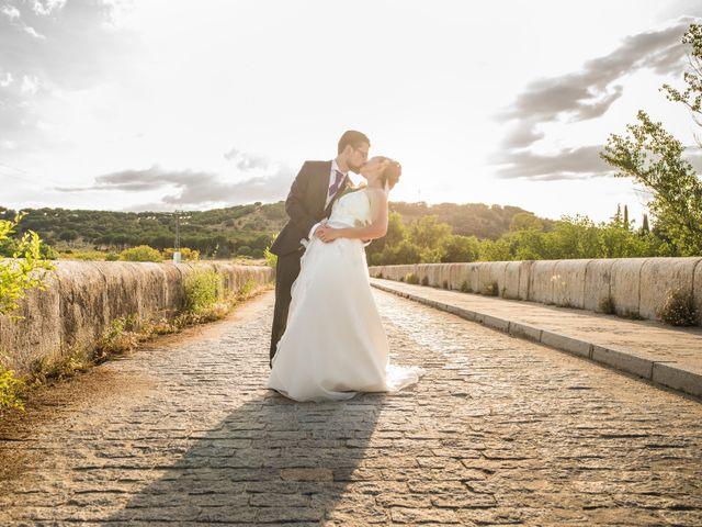La boda de Iñaki y Mari en Galapagar, Madrid 12