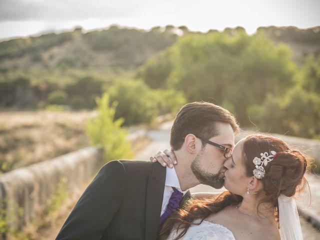 La boda de Iñaki y Mari en Galapagar, Madrid 13