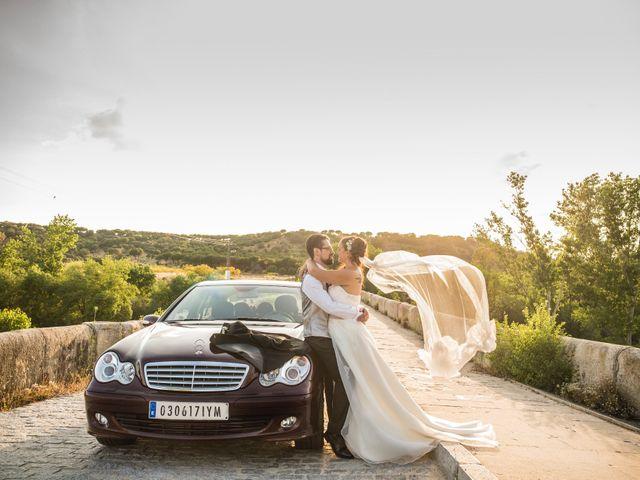La boda de Iñaki y Mari en Galapagar, Madrid 14